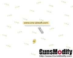 GunsModify Copper Made Selector Pin Set for TM G18C